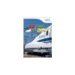 (Wii) 電車でGO!新幹線EX 山陽新幹線編 専用コントローラー同梱パック (管理:380030)