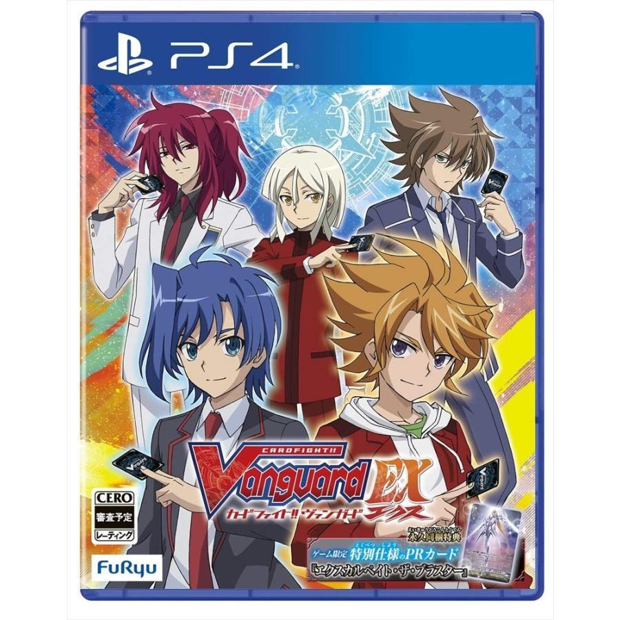 (PS4)カードファイト!! ヴァンガード エクス(管理:406378)