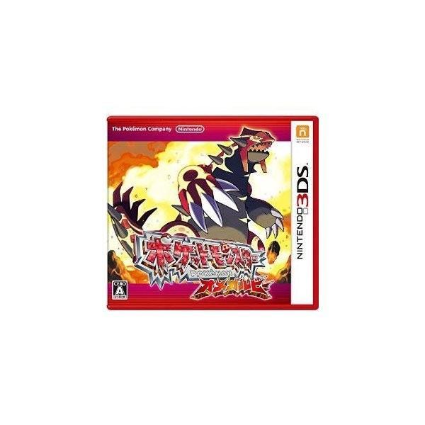 (3DS) ポケットモンスター オメガルビー (管理:410448)|collectionmallshingu