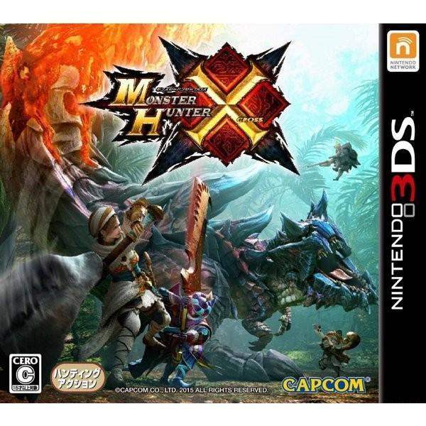 (3DS) モンスターハンタークロス (管理:410583) collectionmallshingu