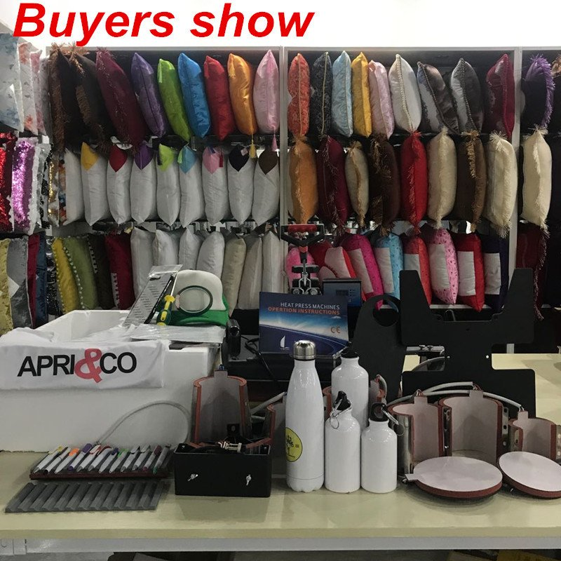 熱転写プレス機 Tシャツプリンター 15種類 15in1 印刷機 ヒートプレス機 熱 プリント キャップ サッカーボール ボトル ペン 靴 マグカップ|colorful-1|11