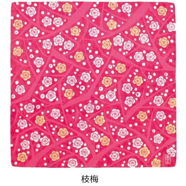 風呂敷 チーフ 竹久夢二 48cm ふろしき ナフキン ランチクロス ( お弁当包み 猫 ねこ )|colorfulbox|05