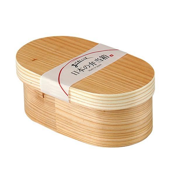 お弁当箱 1段 500ml 曲げわっぱ 日本製 小判 日本の弁当箱 木製 ( 弁当箱 ランチボックス わっぱ弁当 まげわっぱ 小判型 ) colorfulbox 03