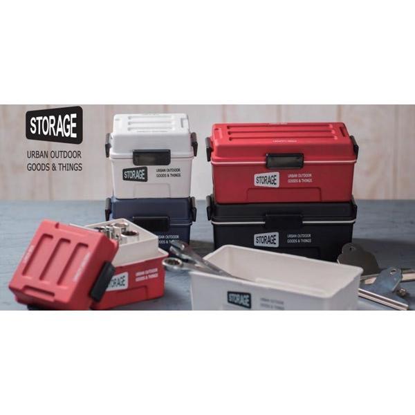 お弁当箱 1段 仕切付き STORAGE コンテナランチ 900ml ランチボックス ( レンジ対応 食洗機対応 弁当箱 男性 大容量 ドーム型 おしゃれ おすすめ ) colorfulbox 12