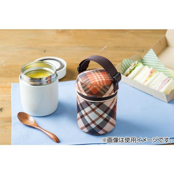 スープジャーケース ジャーカバー Lサイズ tone トーン ( ポーチ ケース スープジャー )|colorfulbox|05