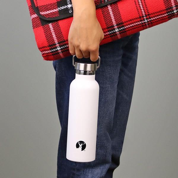水筒 キャプテンスタッグ HDボトル ステンレス 直飲み 真空二重構造 保温・保冷 600ml ( ステンレスボトル 直飲み 保温 保冷 おすすめ )|colorfulbox|08