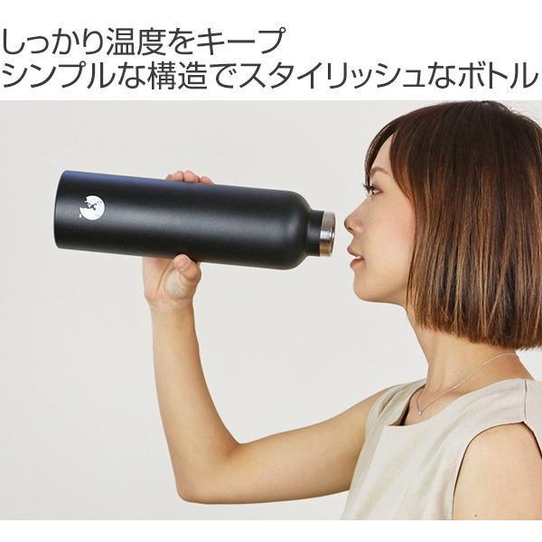 水筒 1リットル キャプテンスタッグ HDボトル ステンレス 直飲み 真空二重構造 保温・保冷 1L ( ステンレス 直飲み 保温 保冷 おすすめ )|colorfulbox|02