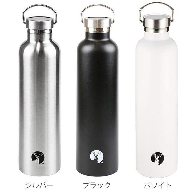 水筒 1リットル キャプテンスタッグ HDボトル ステンレス 直飲み 真空二重構造 保温・保冷 1L ( ステンレス 直飲み 保温 保冷 おすすめ )|colorfulbox|03