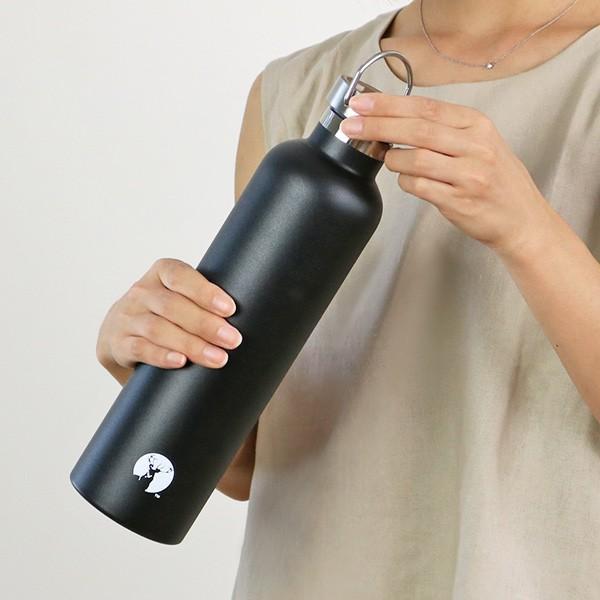 水筒 1リットル キャプテンスタッグ HDボトル ステンレス 直飲み 真空二重構造 保温・保冷 1L ( ステンレス 直飲み 保温 保冷 おすすめ )|colorfulbox|09