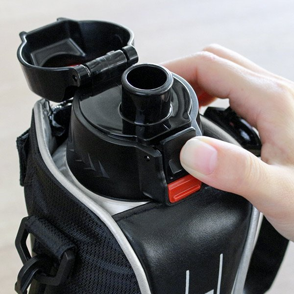 水筒 ステンレス 直飲み ワンタッチ ダイレクトステンレスボトル NEWフォルティ 1.5L カバー付 保冷専用 ( ダイレクトボトル 保冷 おすすめ おすすめ )|colorfulbox|11