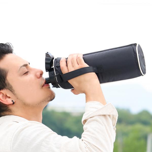 水筒 ステンレス 直飲み ワンタッチ ダイレクトステンレスボトル NEWフォルティ 1.5L カバー付 保冷専用 ( ダイレクトボトル 保冷 おすすめ おすすめ )|colorfulbox|12
