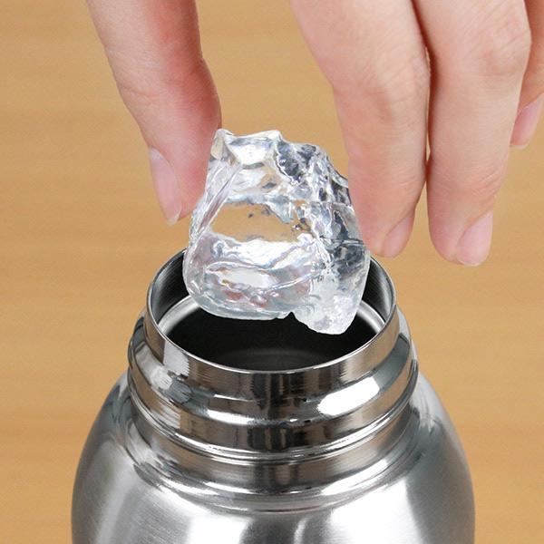 水筒 ステンレス 直飲み ワンタッチ ダイレクトステンレスボトル NEWフォルティ 1.5L カバー付 保冷専用 ( ダイレクトボトル 保冷 おすすめ おすすめ )|colorfulbox|05