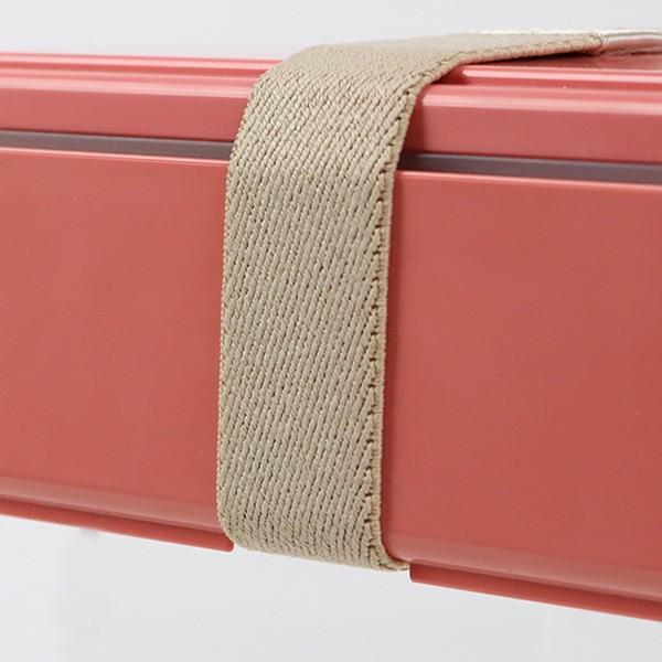 お弁当箱 ジェルクール 行楽弁当箱 お重 1段 オードブルボックス ( 弁当箱 ランチボックス 日本製 おすすめ ) colorfulbox 06