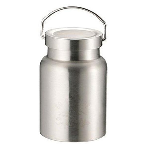 保温弁当箱 スープジャー モンテ キャプテンスタッグ CAPTAINSTAG HDフードポット 400ml 保温 保冷 ( 真空二重構造 スープボトル ステンレス スープマグ )|colorfulbox|11