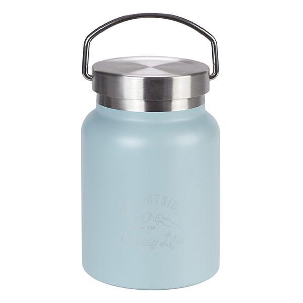 保温弁当箱 スープジャー モンテ キャプテンスタッグ CAPTAINSTAG HDフードポット 400ml 保温 保冷 ( 真空二重構造 スープボトル ステンレス スープマグ )|colorfulbox|14