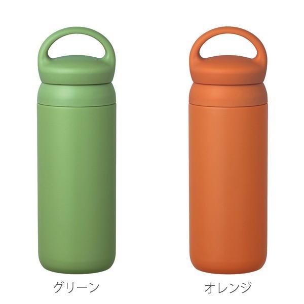 水筒 500ml キントー KINTO マグボトル デイオフタンブラー ステンレス ( 保温 保冷 取っ手付き ステンレス製 ステンレスボトル ボトル おしゃれ )|colorfulbox|04