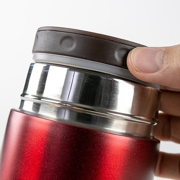 スープジャー 保温弁当箱 ルランチ 300ml フードポット ステンレス ( スープボトル 保温 保冷 おすすめ )|colorfulbox|06