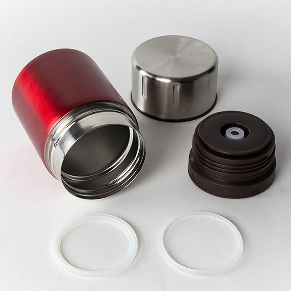 スープジャー 保温弁当箱 ルランチ 300ml フードポット ステンレス ( スープボトル 保温 保冷 おすすめ )|colorfulbox|08