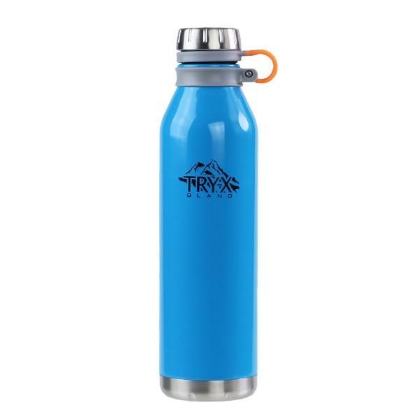 水筒 ステンレス 直飲み 1L トライエックス ダイレクトボトル 保冷 保温 ( スリム ステンレスボトル スリムボトル おすすめ ) colorfulbox 13