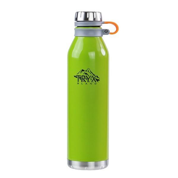 水筒 ステンレス 直飲み 1L トライエックス ダイレクトボトル 保冷 保温 ( スリム ステンレスボトル スリムボトル おすすめ ) colorfulbox 14