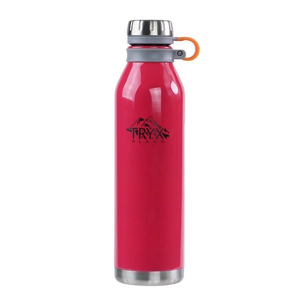 水筒 ステンレス 直飲み 1L トライエックス ダイレクトボトル 保冷 保温 ( スリム ステンレスボトル スリムボトル おすすめ ) colorfulbox 15