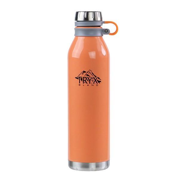 水筒 ステンレス 直飲み 1L トライエックス ダイレクトボトル 保冷 保温 ( スリム ステンレスボトル スリムボトル おすすめ ) colorfulbox 16