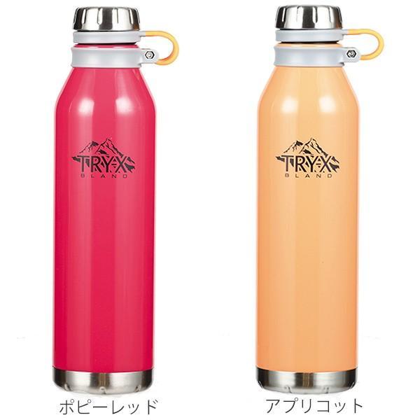 水筒 ステンレス 直飲み 1L トライエックス ダイレクトボトル 保冷 保温 ( スリム ステンレスボトル スリムボトル おすすめ ) colorfulbox 04
