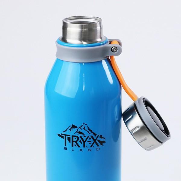 水筒 ステンレス 直飲み 1L トライエックス ダイレクトボトル 保冷 保温 ( スリム ステンレスボトル スリムボトル おすすめ ) colorfulbox 06