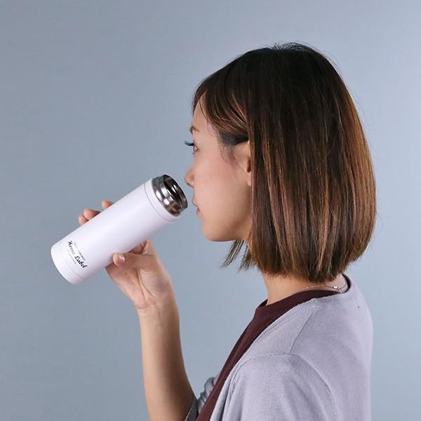 ■在庫限り・入荷なし■ マグボトル 水筒 ダイレクトマグ 300ml ホームレーベル ステンレス ( 直飲み ステンレスボトル 真空断熱構造 ) colorfulbox 05