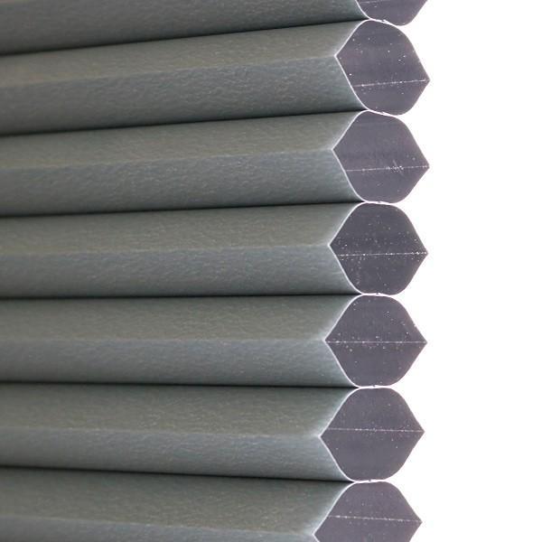 断熱スクリーン 遮光 突っ張り棒なし 幅59×高さ90cm UVカット 小窓用断熱スクリーン ハニカムシェード ( 小窓 カーテン シェード ) colorfulbox 05