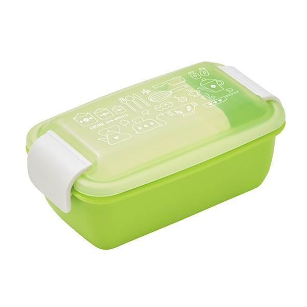 お弁当箱 1段 2段 2way クチーナ セパレートランチボックス 500ml〜670ml ( 弁当箱 レンジ対応 食洗機対応 日本製 おすすめ )|colorfulbox|18