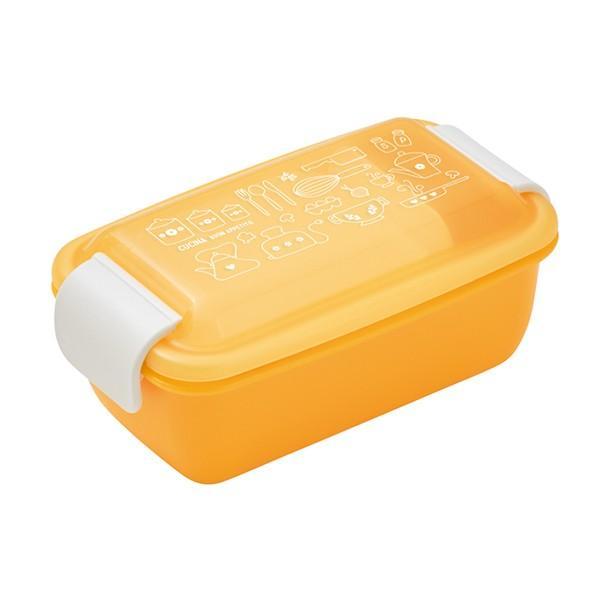 お弁当箱 1段 2段 2way クチーナ セパレートランチボックス 500ml〜670ml ( 弁当箱 レンジ対応 食洗機対応 日本製 おすすめ )|colorfulbox|20