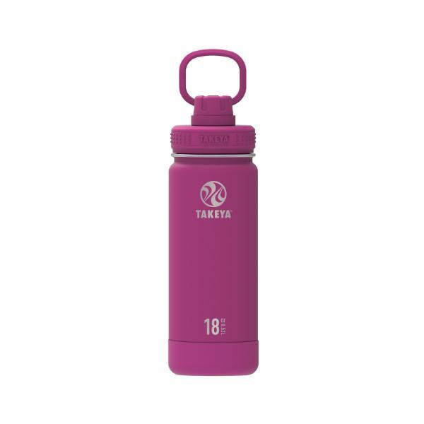 水筒 ステンレス 保冷 TAKEYA タケヤフラスク アクティブライン 真空断熱 ステンレスボトル 520ml ( タケヤ 保冷専用 直飲み おしゃれ 大人 )|colorfulbox|20