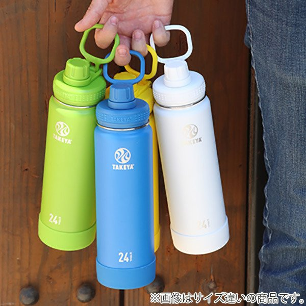 水筒 ステンレス 保冷 TAKEYA タケヤフラスク アクティブライン 真空断熱 ステンレスボトル 520ml ( タケヤ 保冷専用 直飲み おしゃれ 大人 )|colorfulbox|05