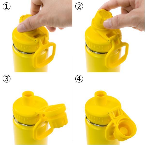 水筒 ステンレス 保冷 TAKEYA タケヤフラスク アクティブライン 真空断熱 ステンレスボトル 520ml ( タケヤ 保冷専用 直飲み おしゃれ 大人 )|colorfulbox|09