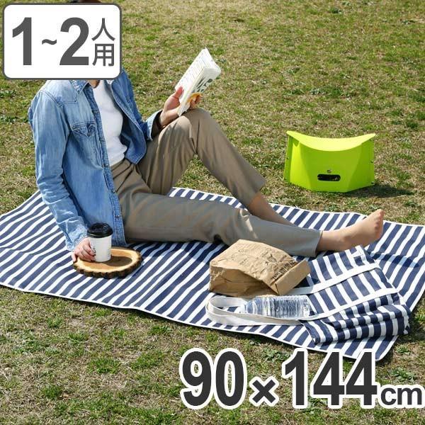 レジャーシート S 90×144cm 1〜2人用 ( ピクニックシート シート おしゃれ 1人 2人 ネコ 迷彩 ボーダー )