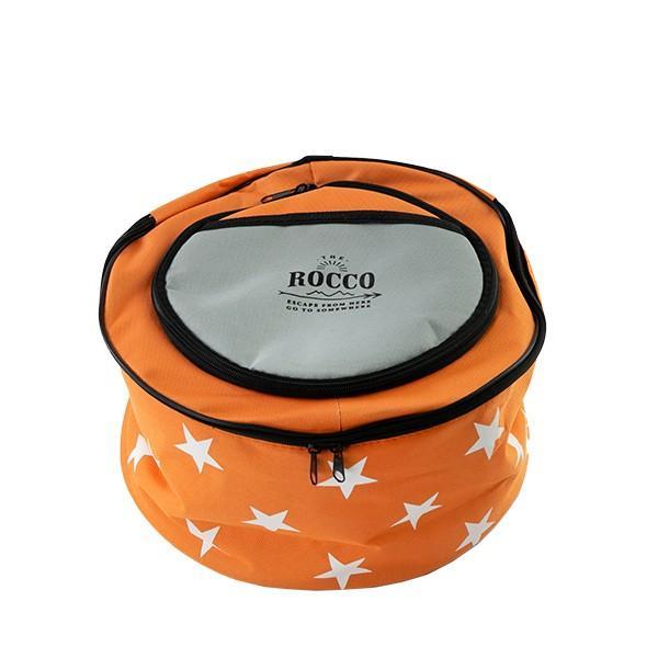 コンロ バーベキューセット 保冷バッグ ロッコ バッグ付き 星 ( バーベキューグッズ コンパクト BBQ クーラーバッグ ) colorfulbox 15