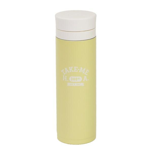水筒 ステンレス マグボトル 300ml 軽量 TAKE-ME ステンレスボトル ( 保温 保冷 テイクミー ステンレス製 おすすめ ) colorfulbox 17