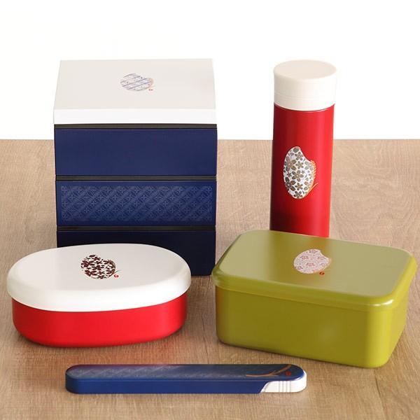 お弁当箱 1段 米もん 480ml 小判型 ( ランチボックス レンジ対応 食洗機対応 女子 弁当箱 おすすめ おすすめ ) colorfulbox 12