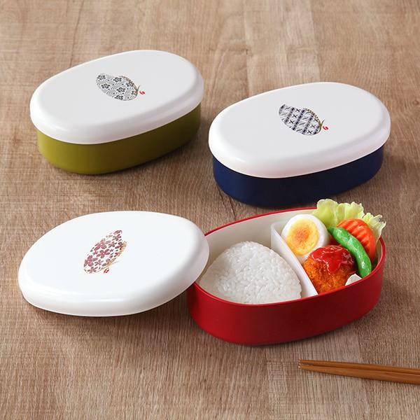 お弁当箱 1段 米もん 480ml 小判型 ( ランチボックス レンジ対応 食洗機対応 女子 弁当箱 おすすめ おすすめ ) colorfulbox 18