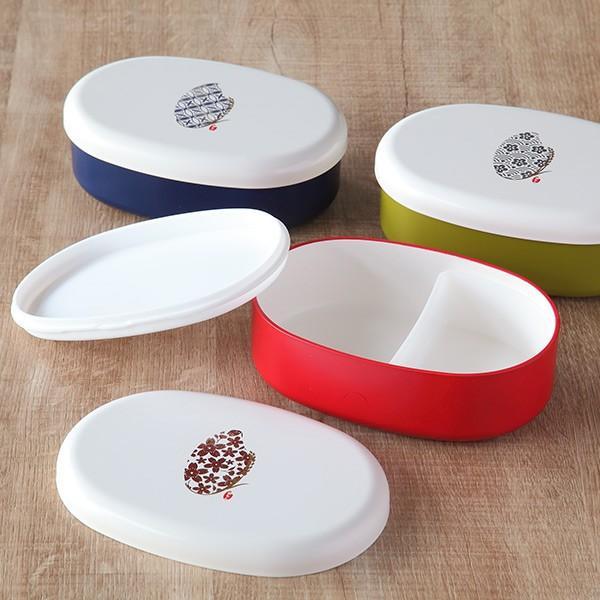 お弁当箱 1段 米もん 480ml 小判型 ( ランチボックス レンジ対応 食洗機対応 女子 弁当箱 おすすめ おすすめ ) colorfulbox 19