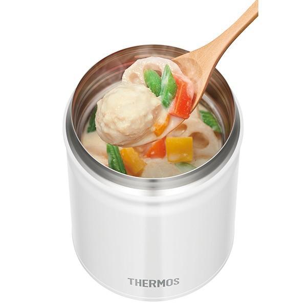 保温弁当箱 スープジャー サーモス thermos 真空断熱スープジャー 500ml JBT-500 ( フードコンテナ お弁当箱 保温 保冷 弁当箱 ) colorfulbox 03