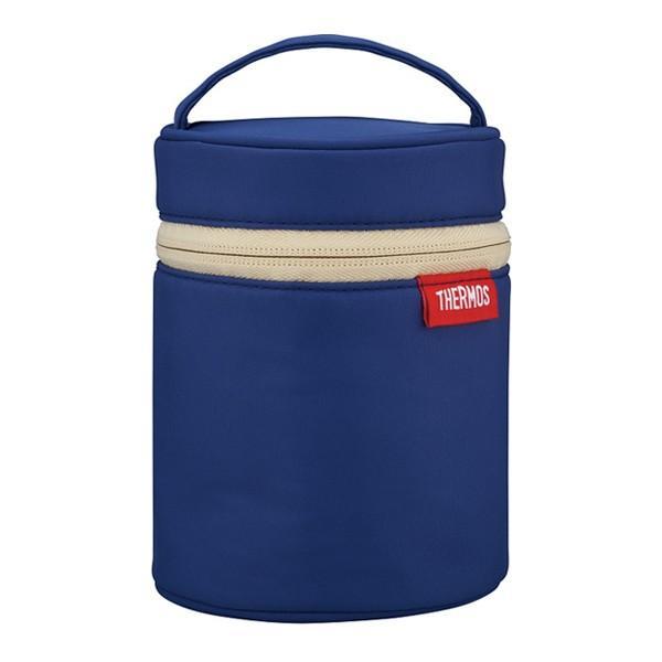 ポーチ ケース サーモス thermos スープジャーポーチ 250ml〜400ml スープジャー用 RES-001 ( カバー 持ち運び お弁当バッグ ) colorfulbox 06