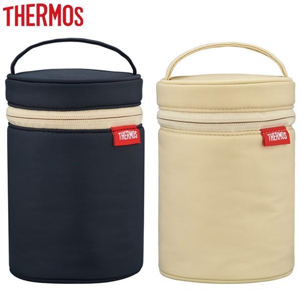 ポーチ ケース サーモス thermos スープジャーポーチ 300ml〜500ml スープジャー用 RET-001 ( カバー 持ち運び お弁当バッグ ) colorfulbox