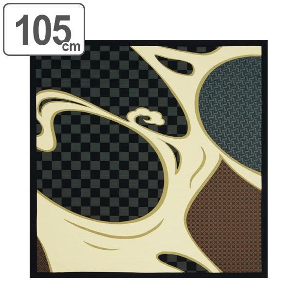風呂敷 105cm 有職Designed by 川島織物セルコン 奏観世水 ( ふろしき 風呂敷き 大判風呂敷 )|colorfulbox