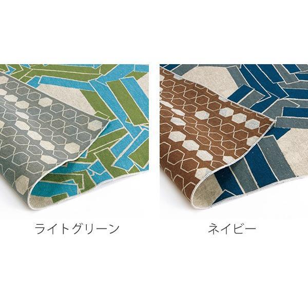 風呂敷 アタラシキイニシエ両面 kikkou 108cm ( ふろしき 風呂敷き 大判風呂敷 )|colorfulbox|03