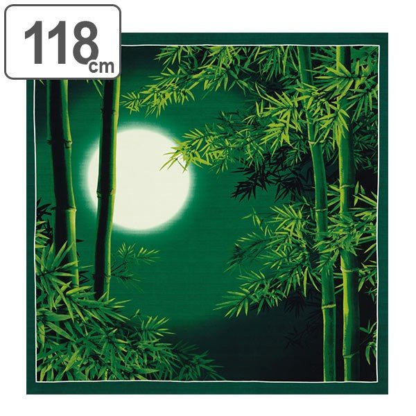 風呂敷 自遊布綿大ふろしき 日本の夏 118cm ( ふろしき 大判 大風呂敷 ) colorfulbox