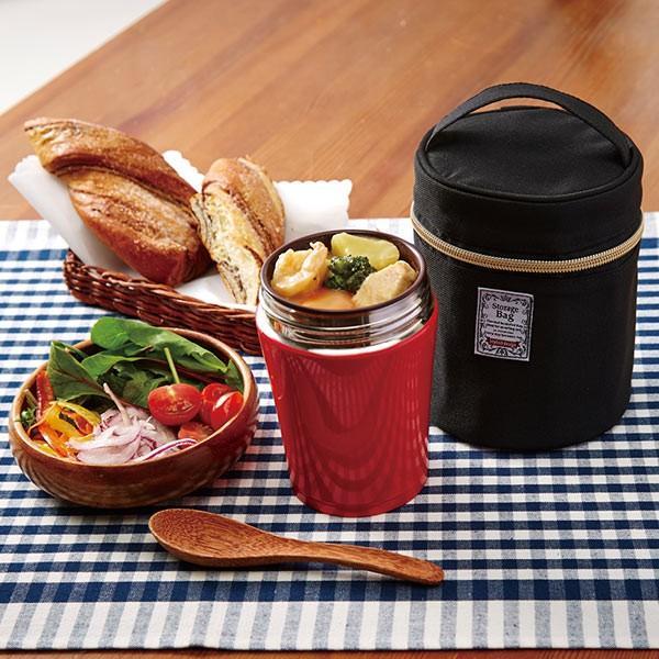 ランチバッグ スープジャー用 保温バッグ 保冷バッグ ポーチ ( 保温 保冷 お弁当袋 ケース お弁当 バッグ )|colorfulbox|02