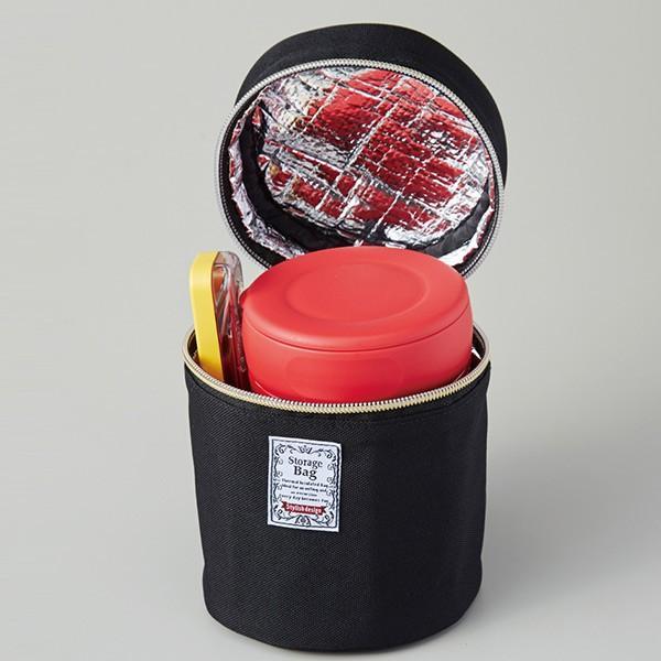 ランチバッグ スープジャー用 保温バッグ 保冷バッグ ポーチ ( 保温 保冷 お弁当袋 ケース お弁当 バッグ )|colorfulbox|03