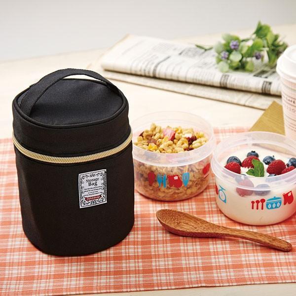 ランチバッグ スープジャー用 保温バッグ 保冷バッグ ポーチ ( 保温 保冷 お弁当袋 ケース お弁当 バッグ )|colorfulbox|06